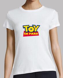 Camiseta chica Toy En Paro