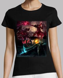 Camiseta chica Viktor