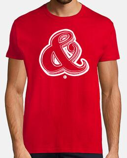 Camiseta chico - Ampersand