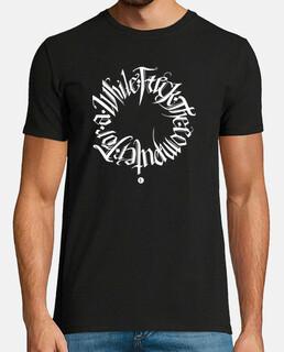 Camiseta chico - Fuck the computer