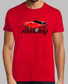 camiseta chico 2C mustang