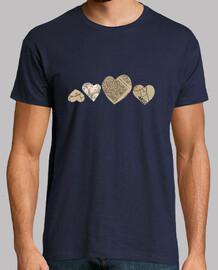 Camiseta Chico Amor Mod I