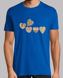 Camiseta Chico Amor Mod III