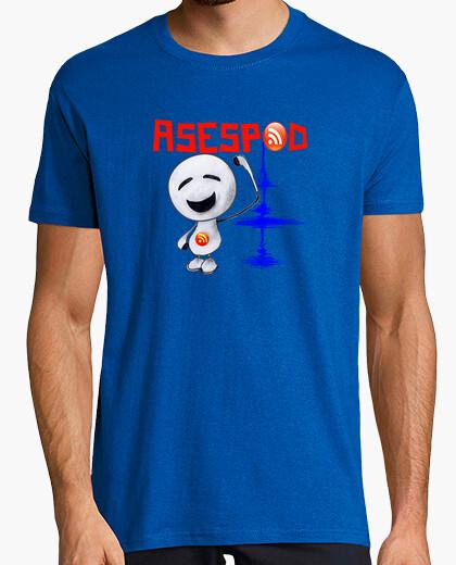 Camiseta chico ASESPOD