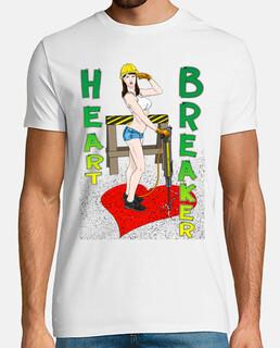 Camiseta chico B. Heart Breaker