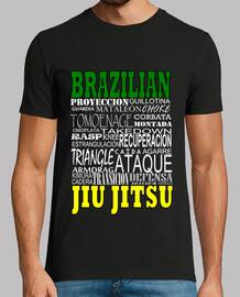 Camiseta Chico BJJ