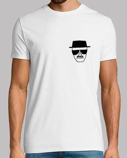 Camiseta Chico Breaking Bad - Manga Corta
