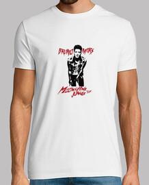Camiseta Chico Bruno Mars - Moonshine Jungle Tour
