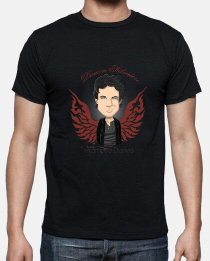 Camiseta chico Damon Salvatore