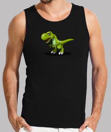 Camiseta Chico Dinosaurio