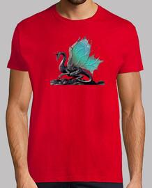 Camiseta chico Dragón Alado