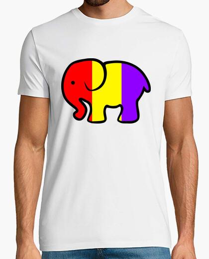 Camiseta Chico Elefante Republicano