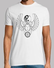 Camiseta chico Escarabajo Egipcio