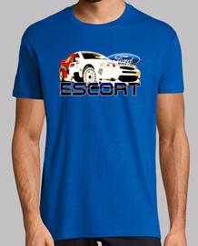 camiseta chico escort cosworth