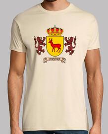 Camiseta Chico Escudo Apellido Cervera