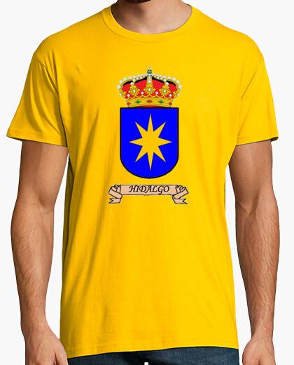 Camiseta Chico Escudo Apellido Hidalgo