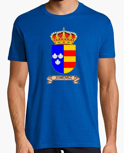 Camiseta Chico Escudo Apellido jimenez