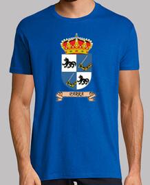 Camiseta Chico Escudo Apellido Parra