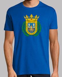 Camiseta Chico Escudo de Cádiz