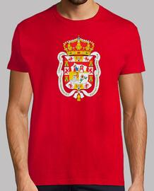 Camiseta Chico Escudo de provincia de granada