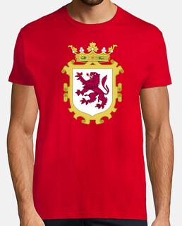 Camiseta Chico Escudo del Reino de León