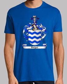 Camiseta Chico Escudo Familia Vargas