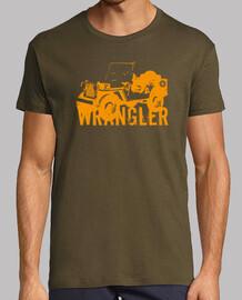 camiseta chico jeep W