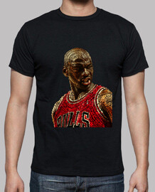 Camiseta Chico Michael Jordan