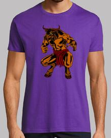 Camiseta Chico Minotauro2