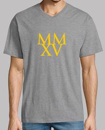 Camiseta chico MMXV