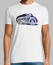Camiseta Chico MOTO VINTAGE