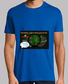 Camiseta chico ``no bloqueo invito a salir´´