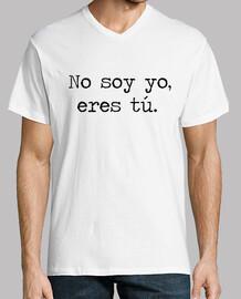 Camiseta chico No soy yo...