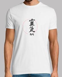 Camiseta chico reiki