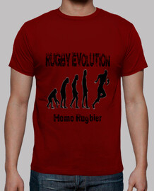Camiseta chico Rugby evolution
