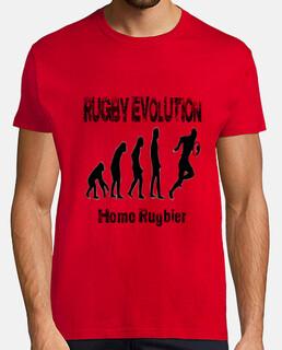 Camiseta chico Rugby evolution