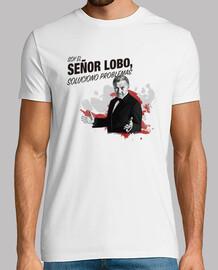 Camiseta Chico Señor Lobo