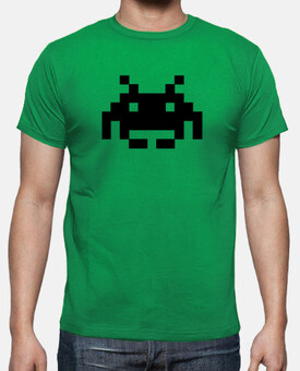Camiseta Chico Space Invader