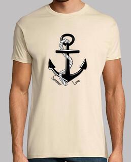 Camiseta Chico Summer Love 2