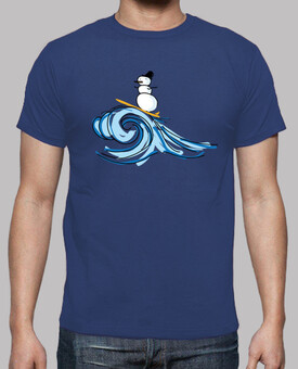 Camiseta chico surf