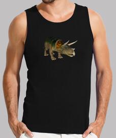 Camiseta Chico Triceratops