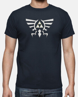 camiseta chico Triforce
