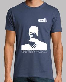 Camiseta Chico Universo Mágico