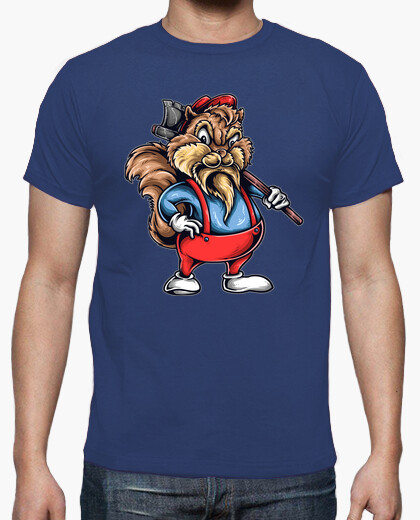 Camiseta Chip Wood Cutter