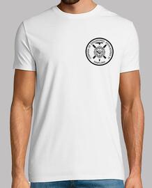 Camiseta Cia. E.E. Delante y Detrás mod.1