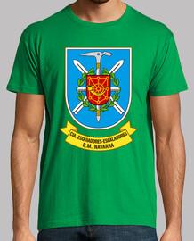 Camiseta Cia. E.E. D.M. Navarra mod.12