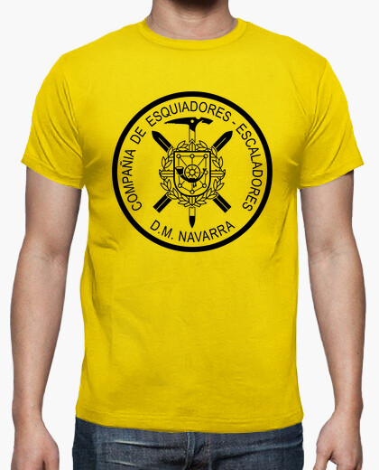 Camiseta Cia. E.E. D.M. Navarra mod.3