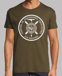 Camiseta Cia. E.E. D.M. Navarra mod.4