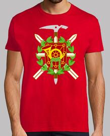 Camiseta Cia. E.E. D.M. Navarra mod.5