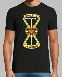 Camiseta Cia. E.E. D.M. Navarra mod.6